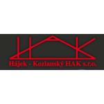 Hájek - Kozlanský HAK s.r.o. – logo společnosti