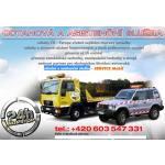 Hrubý Pavel - zemní práce, odtahová a asistenční služba – logo společnosti