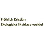 Fröhlich Kristián- Ekologická likvidace vozidel – logo společnosti