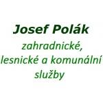 Polák Josef - zahradnické, lesnické a komunální služby – logo společnosti