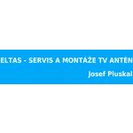 Pluskal Josef- ELTAS- servis a montáže TV antén – logo společnosti