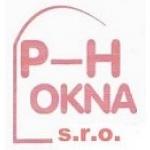 P-H okna, s.r.o. – logo společnosti