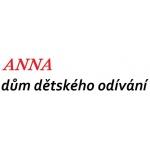 Prekopová Květuše - ANNA dům dětského odívání – logo společnosti