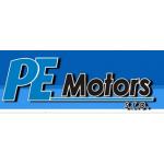 PE Motors s.r.o. – logo společnosti
