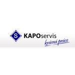 KAPOservis s.r.o. – logo společnosti