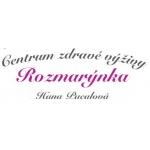 CENTRUM ZDRAVÉ VÝŽIVY ROZMARÝNKA – logo společnosti