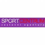 Cestovní agentura Sportcentrum Jičín – logo společnosti