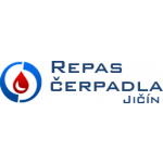 Palička Jiří - REPAS ROBOUSY – logo společnosti