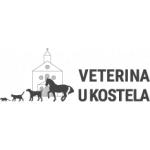 Veterinární klinika Veterina u kostela – logo společnosti