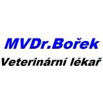 MVDr.Bořek - Veterinární lékař (pobočka Nejdek) – logo společnosti