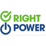 RIGHT POWER ENERGY, a.s. – logo společnosti