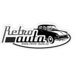 Půjčovna RETRO-AUTA – logo společnosti