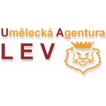 Adamec Karel - Umělecká Agentura LEV – logo společnosti