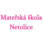 Mateřská škola Netolice – logo společnosti