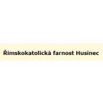 Římskokatolická farnost Husinec – logo společnosti