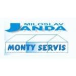Janda Miloslav - MONTY SERVIS – logo společnosti