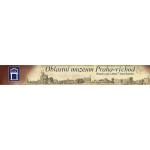 Oblastní muzeum Praha - východ, příspěvková organizace – logo společnosti