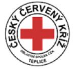 Oblastní spolek ČČK Teplice – logo společnosti