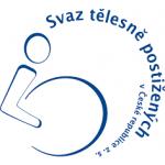 Svaz tělesně postižených v České republice, o.s. místní organizace Volary – logo společnosti