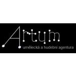 ARTUM-UMĚLECKÁ A HUDEBNÍ AGENTURA – logo společnosti
