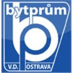 Bytprům, výrobní družstvo v Ostravě – logo společnosti