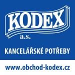 KODEX, a.s. (pobočka Opava, Olomoucká) – logo společnosti