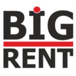 BIG RENT s.r.o. – logo společnosti