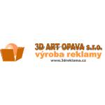 3D ART OPAVA s.r.o. – logo společnosti