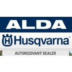 ALDA Opava s.r.o. - zahradní a lesní technika – logo společnosti