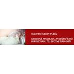 Svatební salon Rubín – logo společnosti