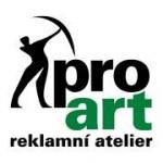 Reklamní atelier PROART – logo společnosti