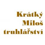 Krátký Miloš - truhlářství – logo společnosti