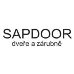 Stříbný Lumír - Petr Gratza, Sapdoor – dveře a zárubně – logo společnosti