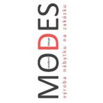 MODES nábytek – logo společnosti