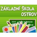 Základní škola Ostrov, příspěvková organizace – logo společnosti