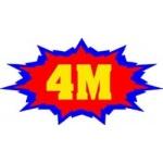 Rádek Martin - 4M Elektronické systémy – logo společnosti