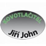 Jiří John - kovotlačitel – logo společnosti