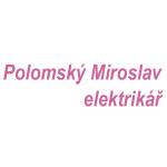 Polomský Miroslav- elektrikář – logo společnosti
