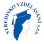 Středisko vzdělávání s.r.o. – logo společnosti