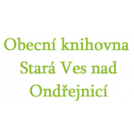 Obec Stará Ves nad Ondřejnicí - obecní knihovna – logo společnosti