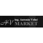 Volný Antonín, Ing. - AV Market – logo společnosti