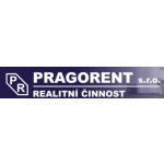 PRAGORENT s.r.o. - Realitní činnost (správa, pronájem a prodej nemovitostí) – logo společnosti