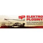 ELEKTRO-PLOŠINY – logo společnosti