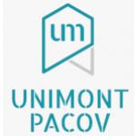 UNIMONT Pacov spol. s r. o. – logo společnosti