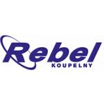 Koupelny Rebel, s.r.o. – logo společnosti