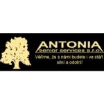 ANTONIA senior services s.r.o. – logo společnosti