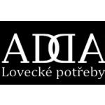ADDA LOVECKÉ POTŘEBY – logo společnosti
