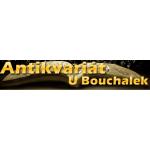 ANTIKVARIÁT U BOUCHALEK – logo společnosti