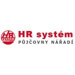 HR systém, s.r.o.- půjčovna nářadí – logo společnosti