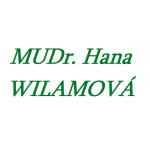 MUDr. Hana Wilamová – logo společnosti
